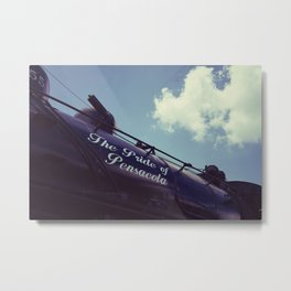 Pensacola Railroad Metal Print