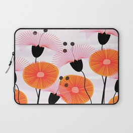 Weird Flowers Laptop Sleeve