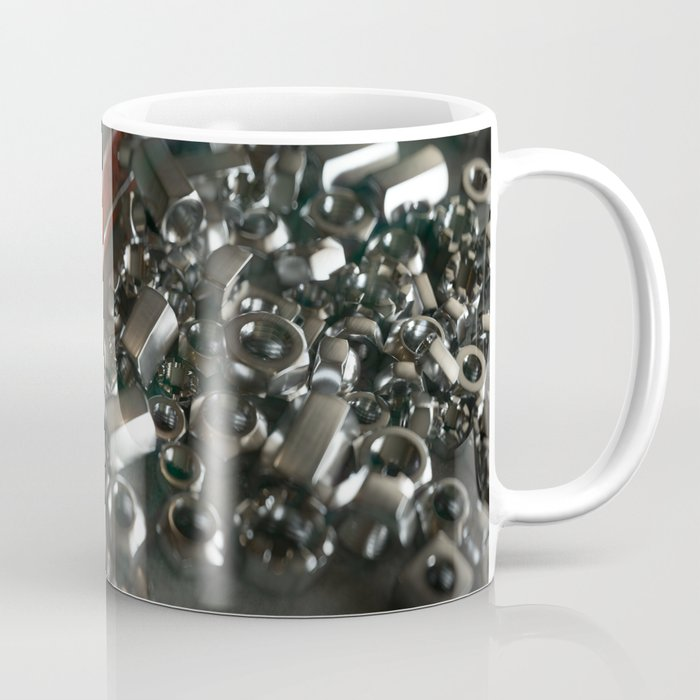 Ah Nuts Coffee Mug