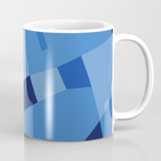 Peckham Blue 45 Coffee Mug