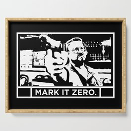 Mark It Zero Serving Tray