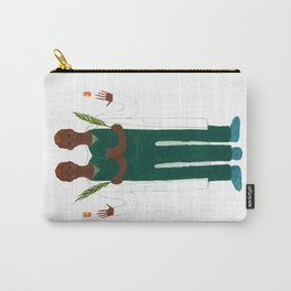 Cosmas and Damian Carry-All Pouch