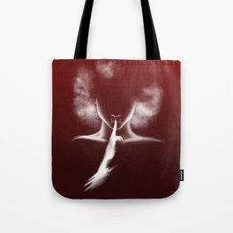 Femme Fatale - Afro Woman Tote Bag