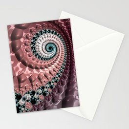 Lumpy Snail Stationery Cards