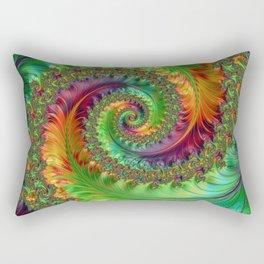 Follow Me Down Rectangular Pillow