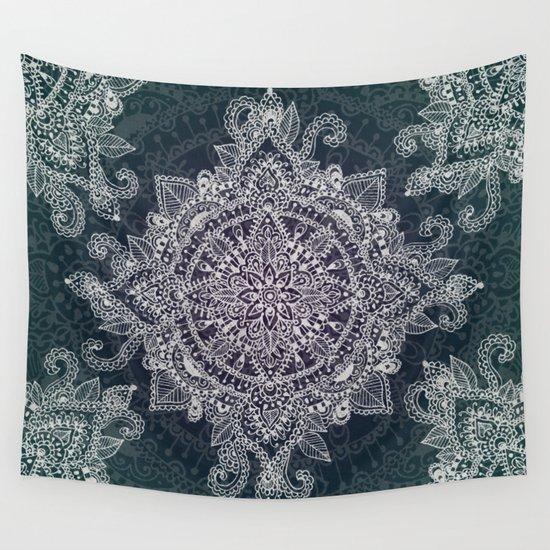 Mandala Magic  Wall Tapestry