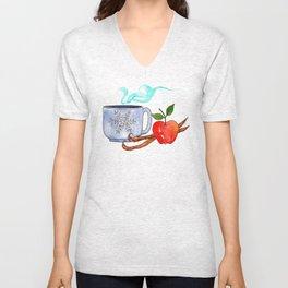 Vanilla Chai Unisex V-Neck