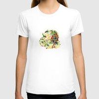 8bit T-shirts featuring Ape 8bit by jnk2007