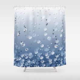 Trapped Ghost Shower Curtain