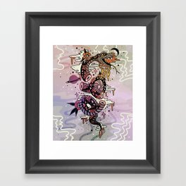SNK Framed Art Print