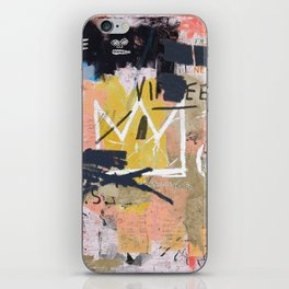 Boom For Real iPhone Skin