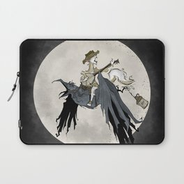Howling at the Moon Laptop Sleeve