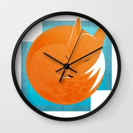 You're my world Wall Clock