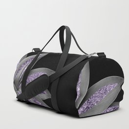 Agave Finesse Glitter Glam #3 #tropical #decor #art #society6 Duffle Bag
