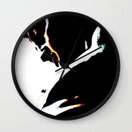 Strobe light dancer Wall Clock