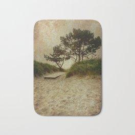 Trees by the Sea Bath Mat
