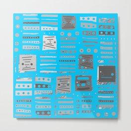 Color Square 06 Metal Print