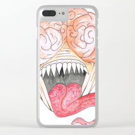 Licker Clear iPhone Case