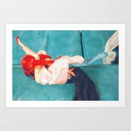 Princess Play Art Print