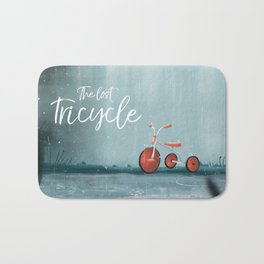 The Lost Tricycle Bath Mat