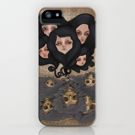 US AND THEM iPhone Case