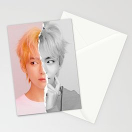 V Stationery Cards