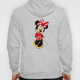 Cute Minnie Mouse Hoody