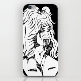 Trinity the tuck Taylor iPhone Skin