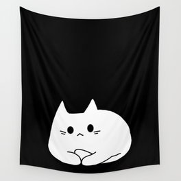 cat 121 Wall Tapestry