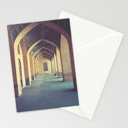 Mosque in Shiraz Stationery Cards