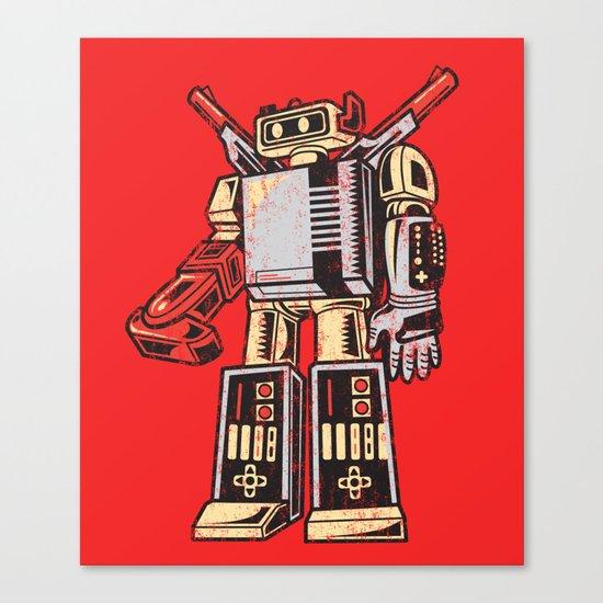 Nestron Canvas Print
