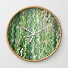 Can't See the Forest Wall Clock