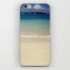 The Devil's Isles iPhone & iPod Skin
