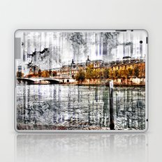 Paris an der Seine Laptop & iPad Skin