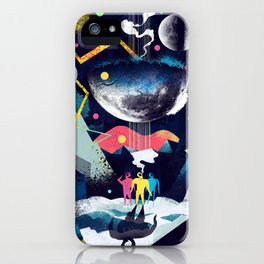 Sublime Visions of Nature iPhone Case
