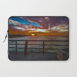 Just Stoked Laptop Sleeve