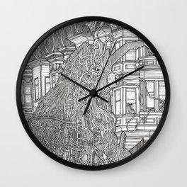 SF Friendship Wall Clock