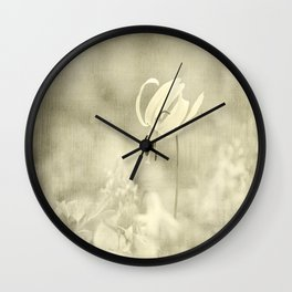Simple Times Wall Clock