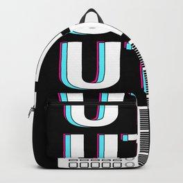 Techno Utz Utz Utz Backpack