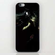 Light of Dark iPhone & iPod Skin