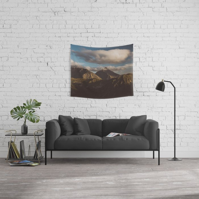 Krywan - Landscape and Nature Photography Wall Tapestry