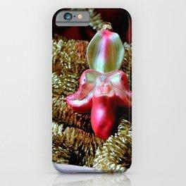 Ruby Glass Slipper iPhone Case
