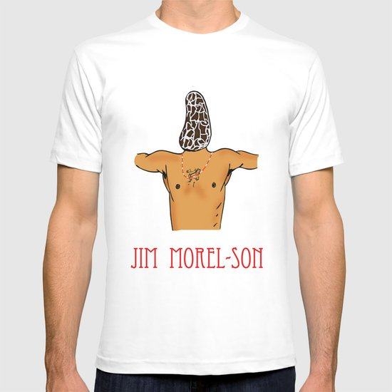 Jim Morel-son T-shirt