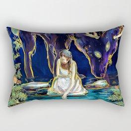 Unseen Moments Rectangular Pillow