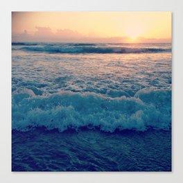 Favorite Sunrise  Canvas Print