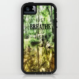 Breath of Life iPhone Case