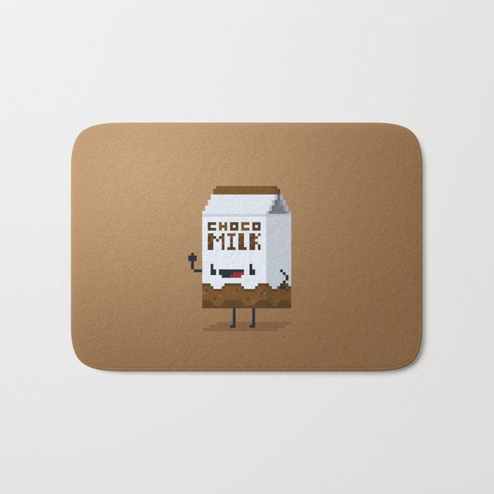 Choco Milk Bath Mat