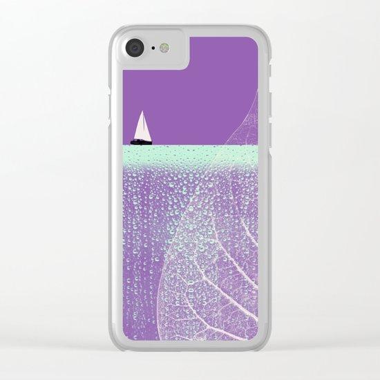 Ocean Wonderland I Clear iPhone Case