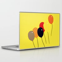 balloon Laptop & iPad Skins featuring Balloon by Mr and Mrs Quirynen