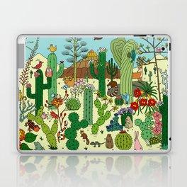 Arizona Desert Museum Laptop & iPad Skin